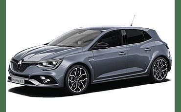 Renault Nuevo Megane RS / Mecánico Cuero