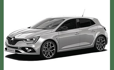 Renault Nuevo Megane RS / Automático Tela