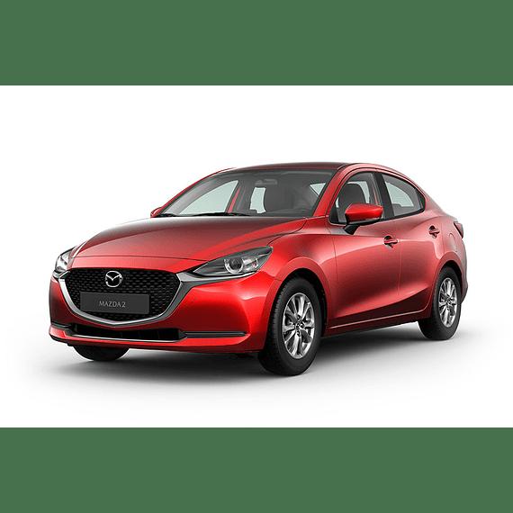 Mazda2 Sedán / 1.5L V 6MT IPM