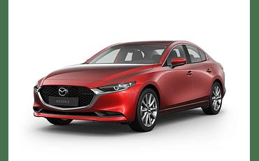 All-New Mazda3 Sedán / V 2.0 7G 6MT