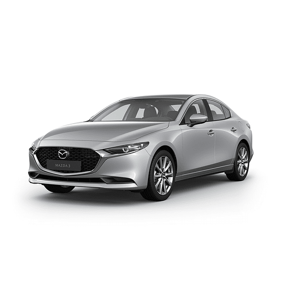 All-New Mazda3 Sedán / V 2.0 7G 6AT