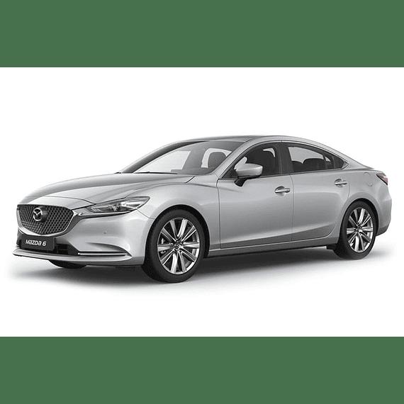 New Mazda6 / SDN V 2.5 6AT CUERO