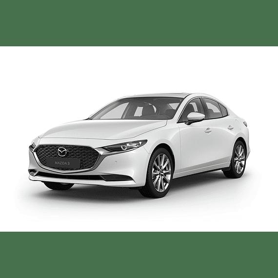 All-New Mazda3 Sedán / GTX 2.5 7G 6AT