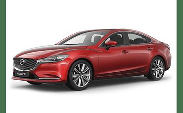 New Mazda6 / SDN GTX 2.5 T 6AT PLUS