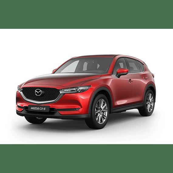 New Mazda CX-5 / GTX 2.5 T AWD 6AT PLUS