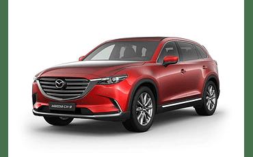 New Mazda CX-9 / GTX 2.5 T AWD 6AT