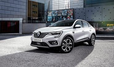 Nuevo Renault ARKANA: Inédito y Sofisticado
