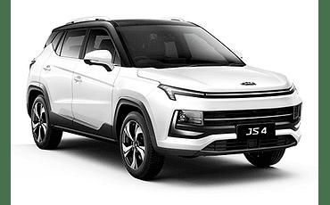 JAC JS4 / 1.5 Luxury CVT Bicolor