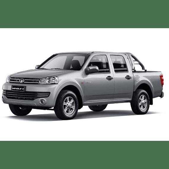 Wingle 5 Gasolina Doble Cabina / Gasolina 4x2 Elite Plus