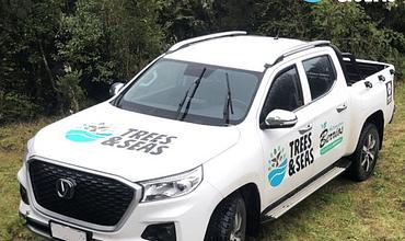 Automotora Berríos se une al Festival Internacional Trees & Seas