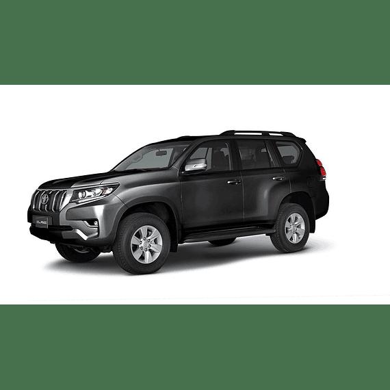 New Toyota Land Cruiser Prado