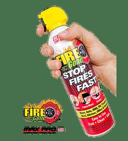 Extintor Portátil – Fire Gone