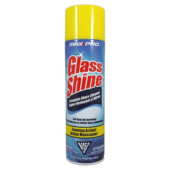 Glass shine - Limpia vidrios