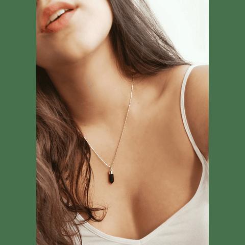Collar Mini Cuarzo