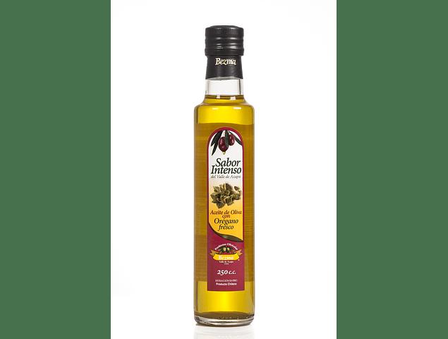 Aceite Sabor Intenso con Orégano
