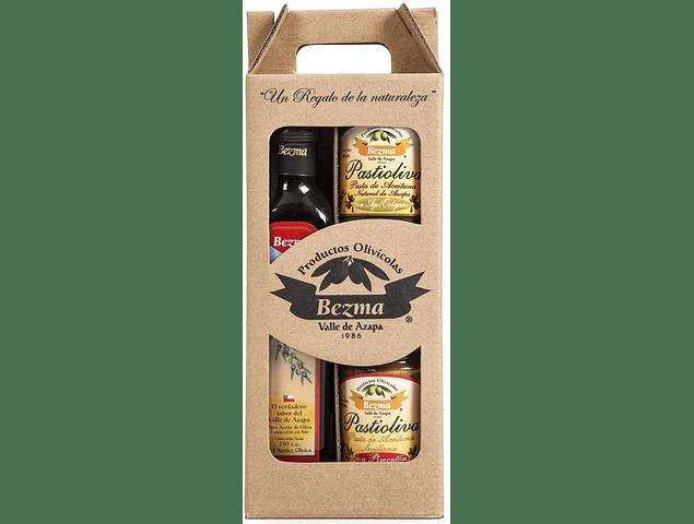 Pack de Regalo 3 productos - Aceite Extra Virgen
