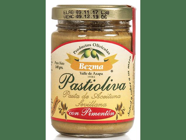 Pastioliva Sevillana con pimentón