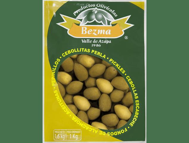 Aceituna Sodada Mulata s/ Amargo 1 Kilo