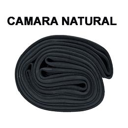 CAMARA 24X1.75/2.125 CAUCHO NATURAL V/AUTO 48MM RITECH