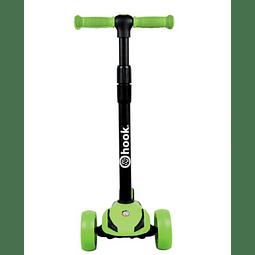 Scooter 3 Ruedas Maxi Hook Green