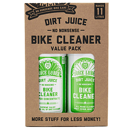 DIRT JUICE DOUBLE PACK – 2 X 1 LITRO