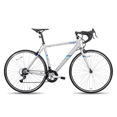 Bicicleta 700 Hiland Ruta Silver