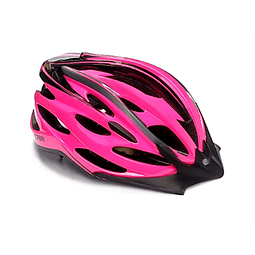 Casco Corsa In-Mold Strawberry