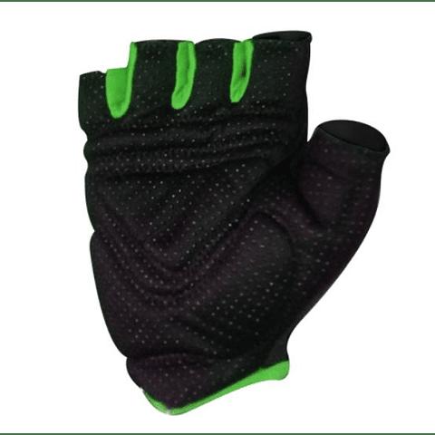 Guante Foss Lycra Negro-Verde