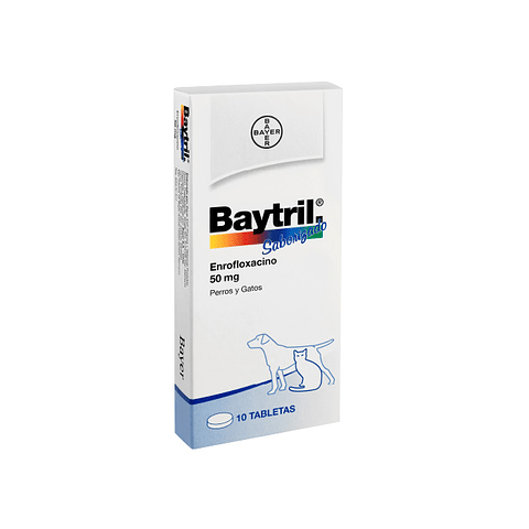 BAYTRIL 50 mg.
