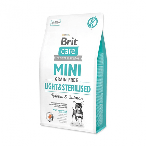 Mini GF Light & Sterilized 2 KG