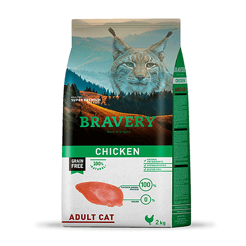 CAT CHICKEN ADULT 2 KG