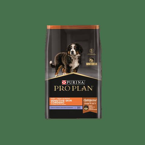 Pro Plan Puppy Sensitive Skin Cordero