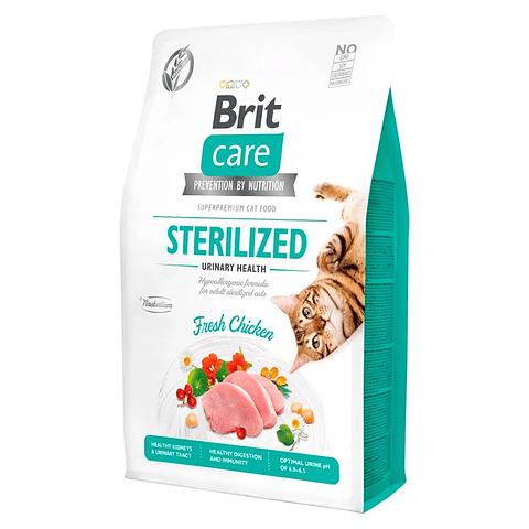 Brit Care Cat Sterilized 2 KG