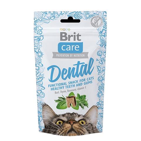Brit Care Dental Snack Gato 50gr