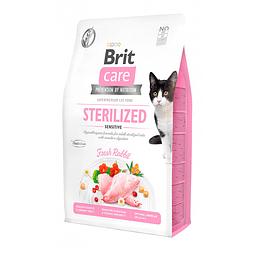 Brit Care Gato Sterilized Grain Free Sensitive 7 KG