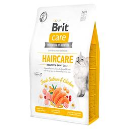 Brit Care Cat Grain Free Haircare Health & Shiny Coat 2 KG