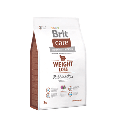 WEIGHT LOSS CONEJO 3 KG