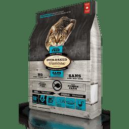 Fish Grain Free Gato 2.27 KG