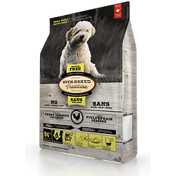 Chicken Grain Free Raza Pequeña 2.27 KG