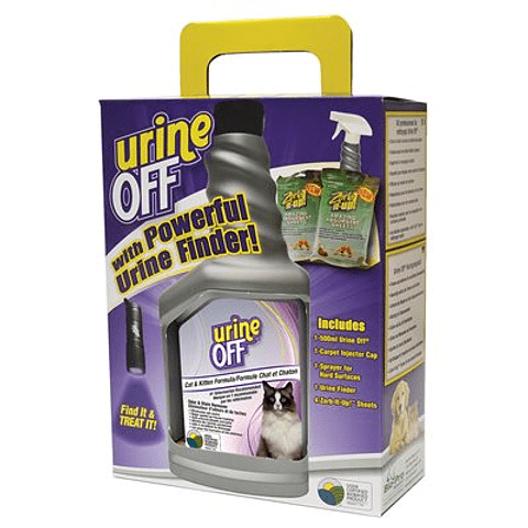 CAT CLEAN UP KIT