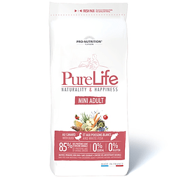 PURE LIFE ADULTO MINI 8 KG