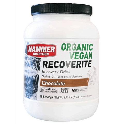 Organic Vegan Recoverite (16 porciones)