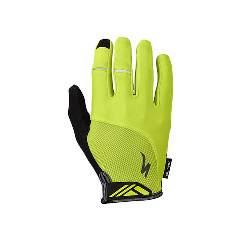 GUANTES BODY GEOMETRY DUAL-GEL LONG FINGER