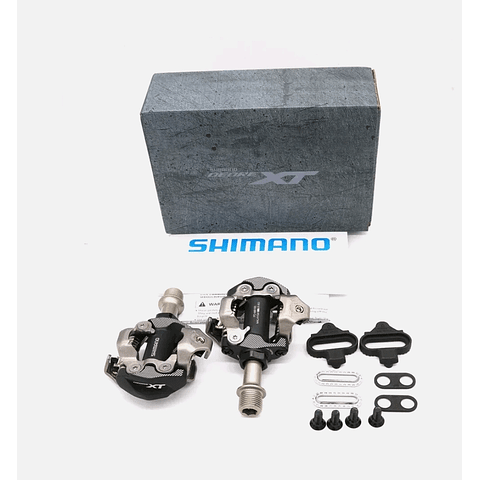 PEDALES SHIMANO DEORE XT