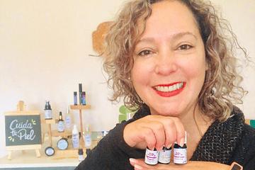 Aceites esenciales y la aromaterapia