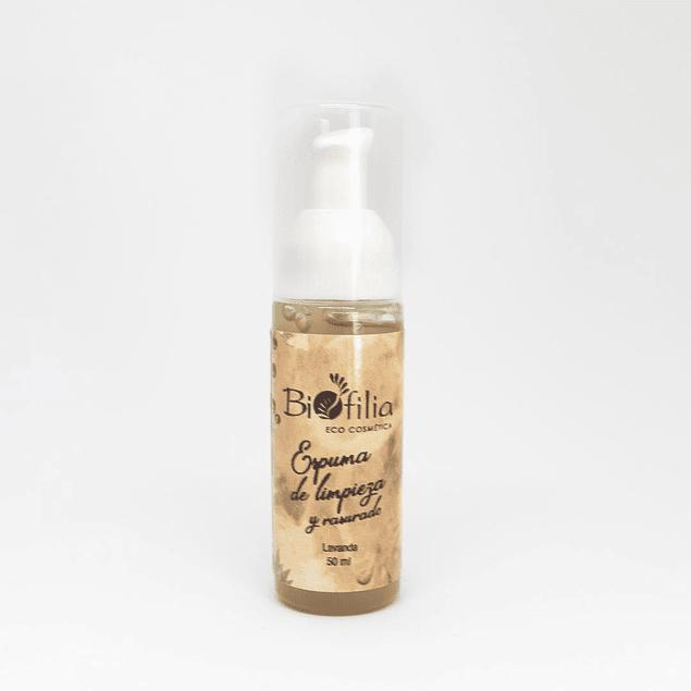 Espuma de Limpieza y Rasurado (Lavanda)