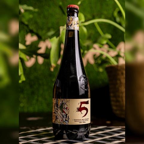 Cerveza Ale Fuerte Kross 750 ml