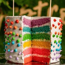 Rainbow Cake 🌈