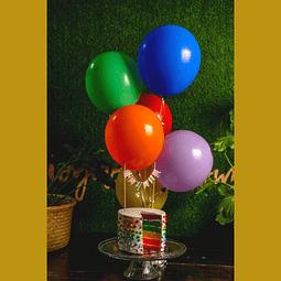 Set de globos UP