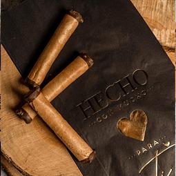 Cuchufli Habano crocante y delicioso